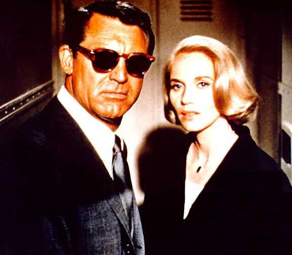 Eva Marie Saint Photos - Cary Grant